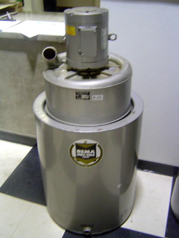 Used – Air Vac 1500