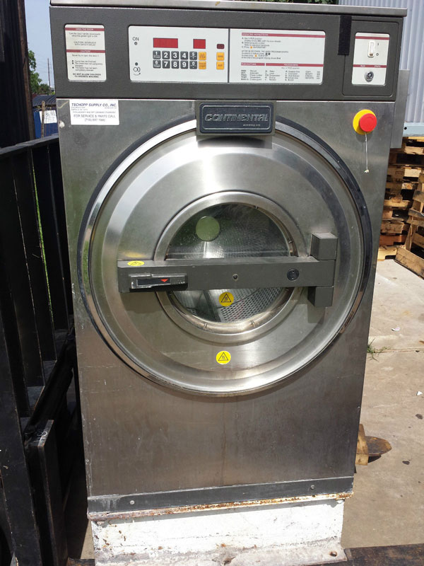 Used Continental Washer
