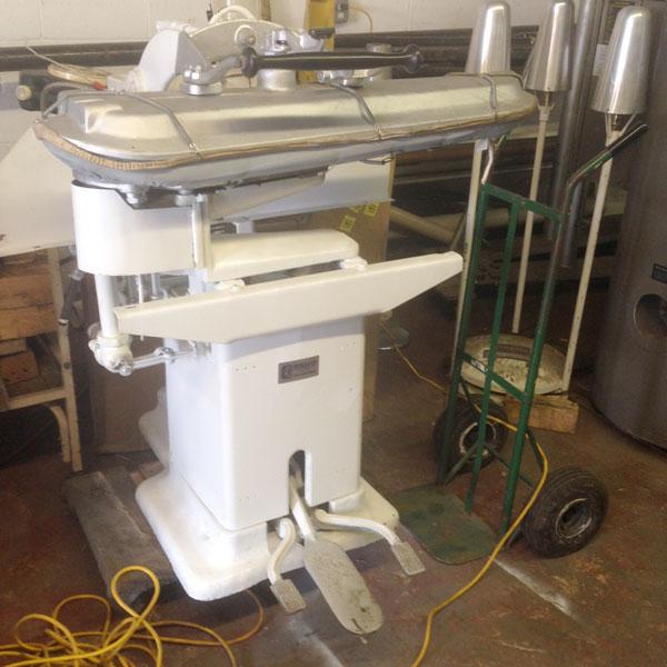Used – HoffmanX Pressing Machine